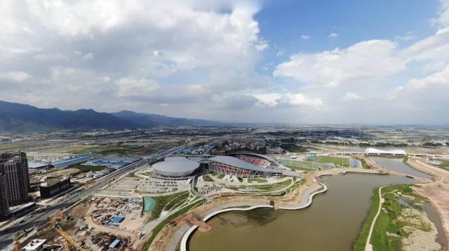 锋利了!肇庆新区将建400米高新地标!