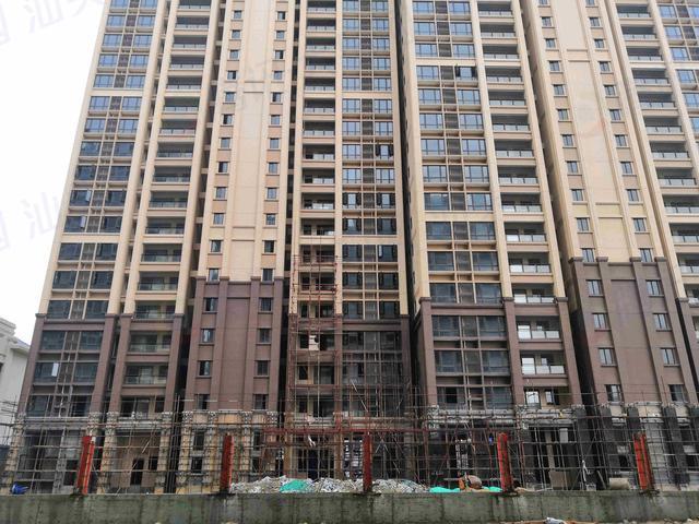 龙湖:熙悦花园外竹架完全拆除 预计年底交房