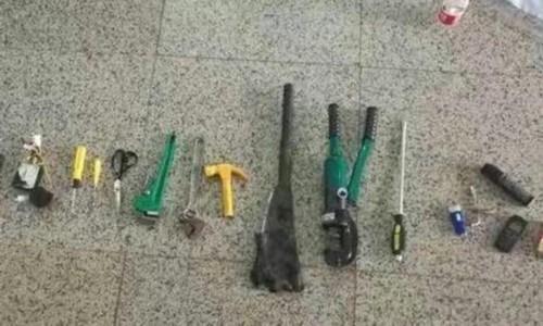团伙3人作案百余起 东莞警方将其一网打尽
