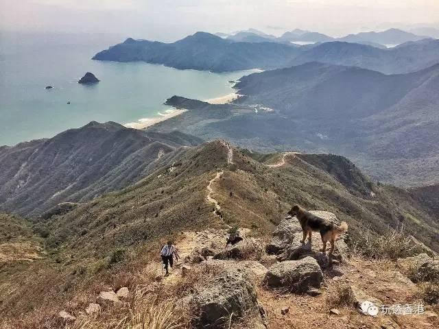 挑战香港三尖 玩的就是心跳
