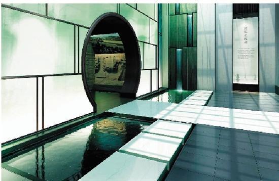 """博物馆设计:""""行走""""的阅读空间"""