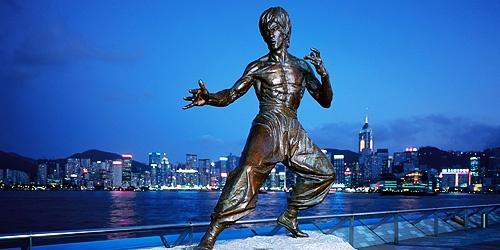 千万游客最爱的五个香港景点