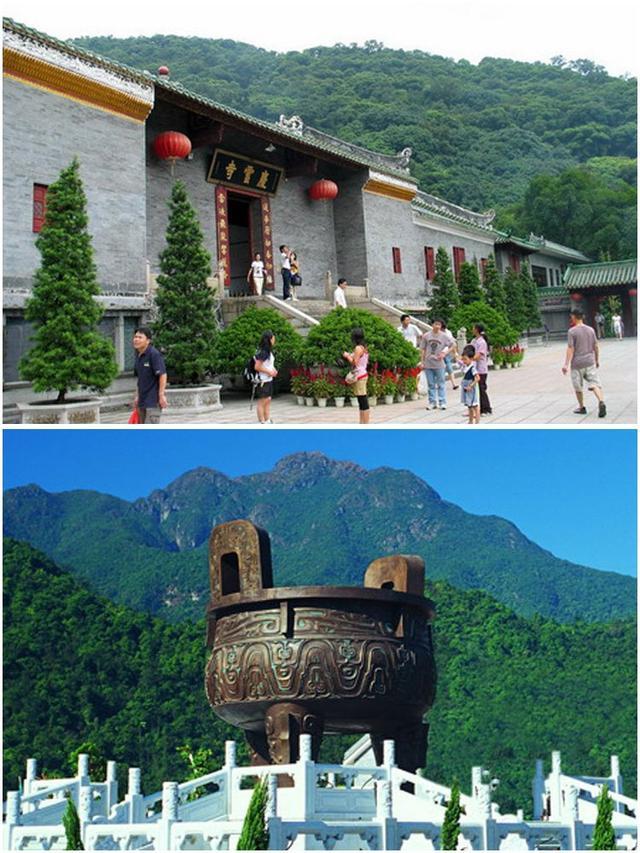 广东省内最有灵气的四大名寺