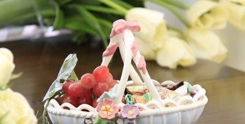 中秋节的创意家居饰品 感受个性果盘的温馨