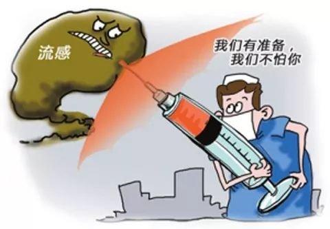 注意!广东进入流感病毒活跃期