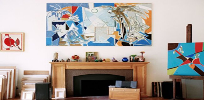 毕加索的情人和缪斯,艺术家Francoise Gilot