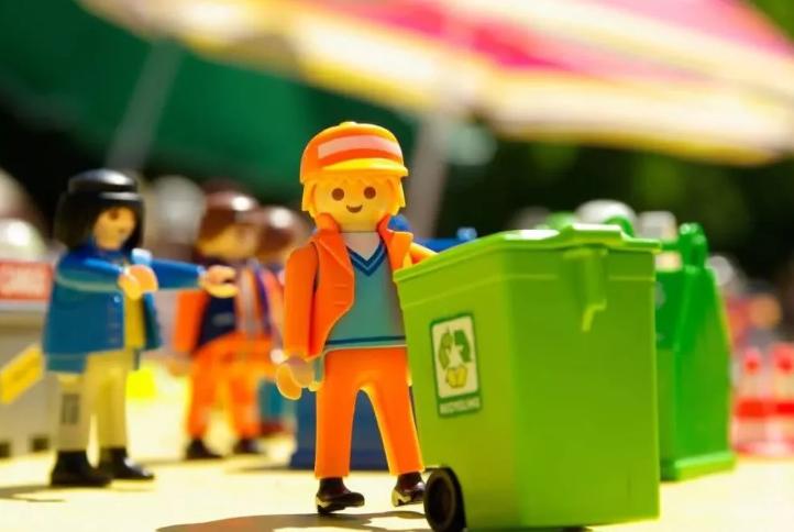 英国是垃圾分类最严格的国家