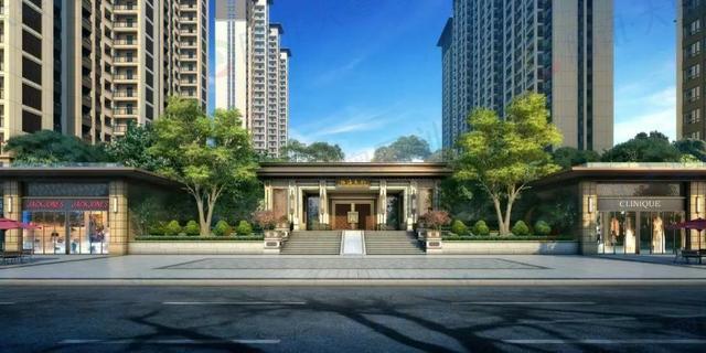 龙湖:龙光御海天韵规建3栋多层住宅 7栋高层住宅
