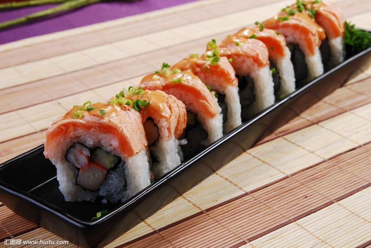 值得回味的寿司店