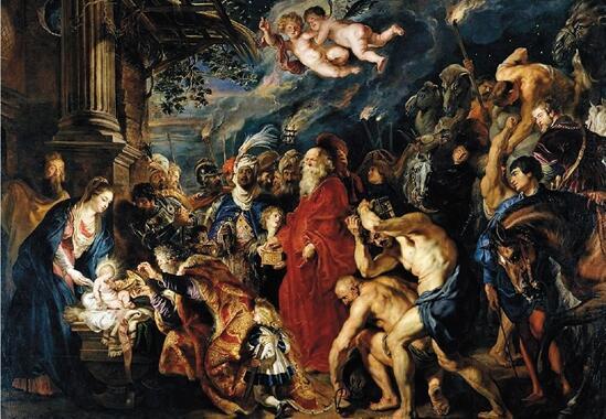 英国对一幅17世纪鲁本斯油画设置临时出口禁令