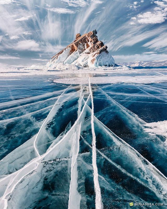 俄罗斯艺术家Kristina Makeeva镜头下的贝加尔湖