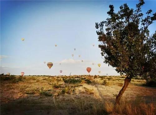 九月,来广东旅博会体验神秘瑰丽的土耳其