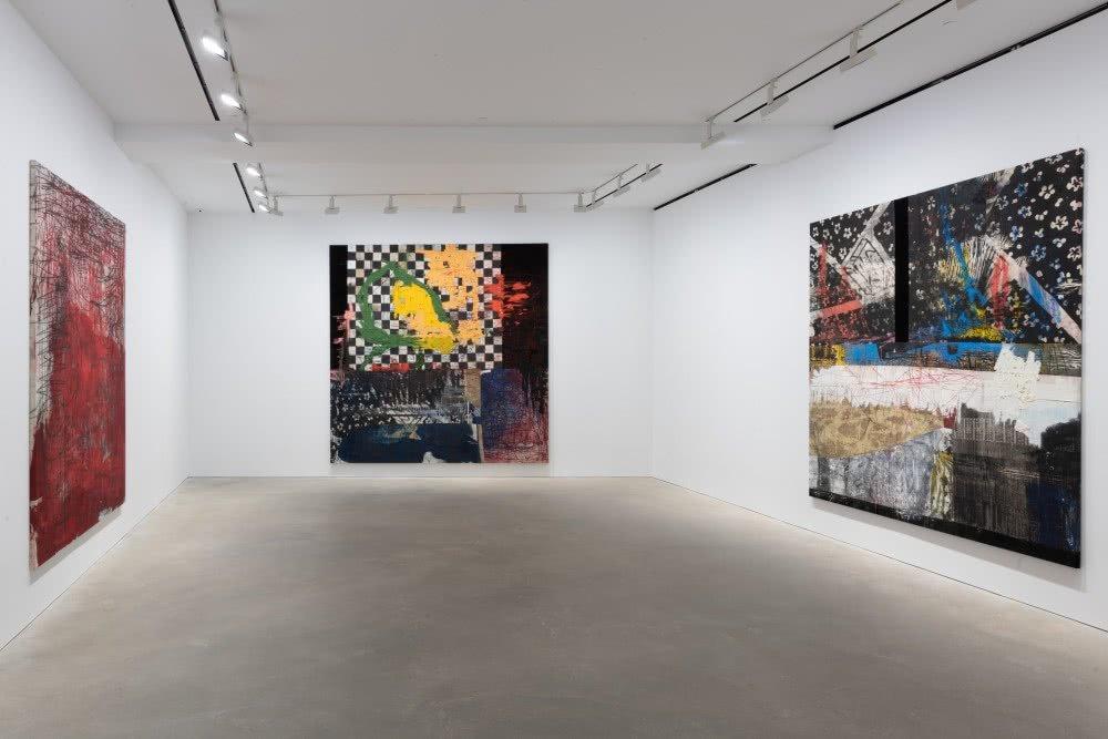卓纳画廊香港空间呈现奥斯卡·穆里略亚洲首次个展