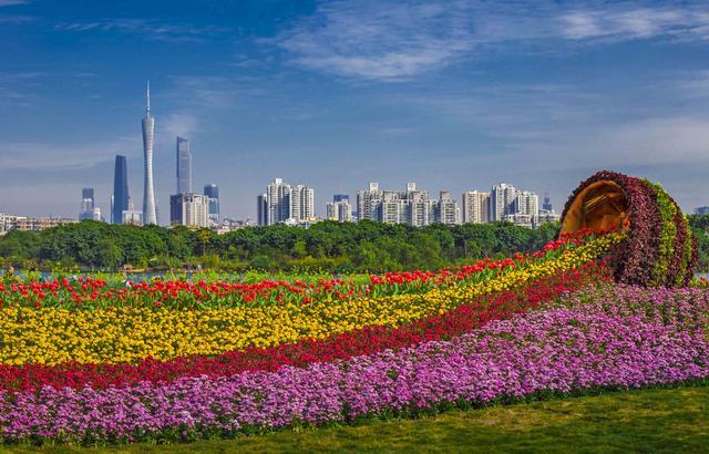 2017广州国际花卉艺术展暨世界花卉协会年会