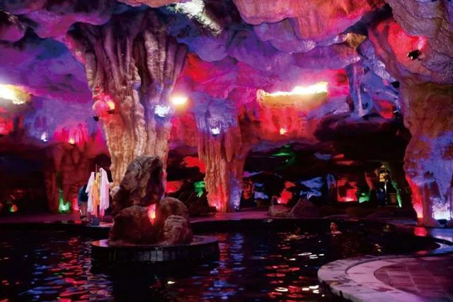 山谷温泉——极具个性的嘉华温泉体验!
