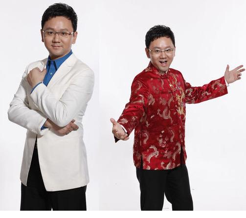 广东十佳明星主持人大赛参赛选手:薛乐