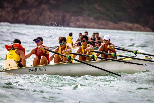 中国香港正式取得2019世界海岸赛艇锦标赛主办权