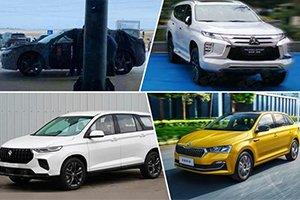 比亚迪汉很威武/领克EV或达700km 国内新车市场很热闹