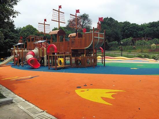 从化4个儿童公园,新广州市儿童公园
