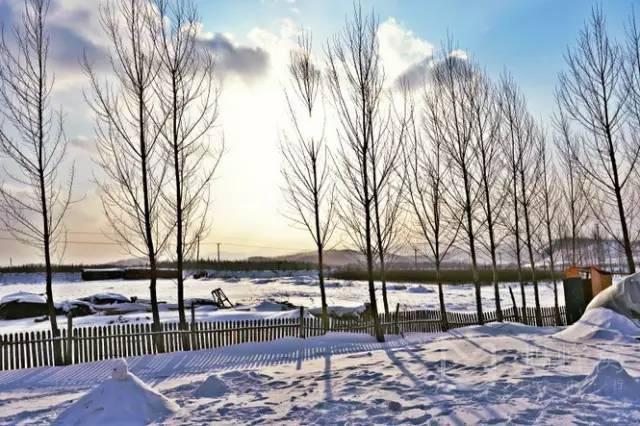哈尔滨市尚志市亚布力镇西南23公里处-冬天就该去滑雪 国内八大滑