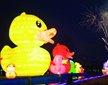 看花灯、猜灯谜、动漫狂欢,第三届深圳欢乐灯会嗨到爆