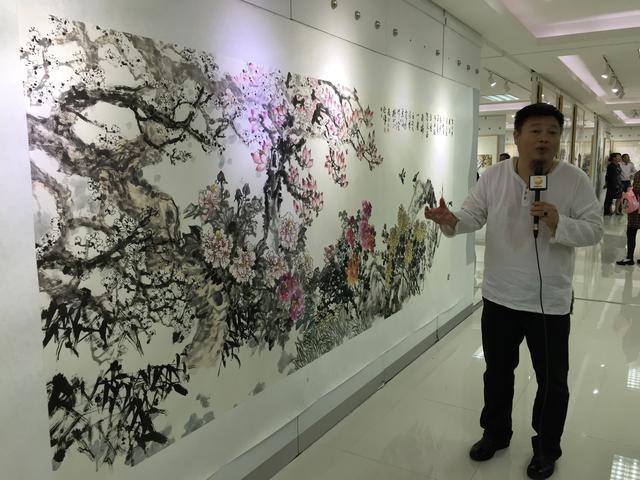 和合之道――榄山八友中国画作品展