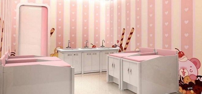 广州公共母婴室尿布扫码可得