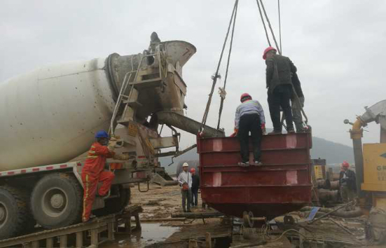 洪鹤大桥最后主塔墩完成首桩浇筑 有望2020年完工