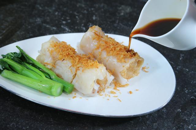 中西结合点心新西食法