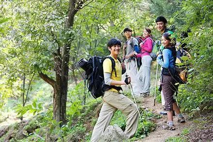 广州最佳登山地推荐 休闲游玩运动的好去处图片