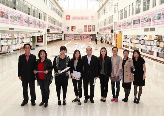 """2013年""""魅力东方""""中国内衣创意设计大赛初赛举行图片"""