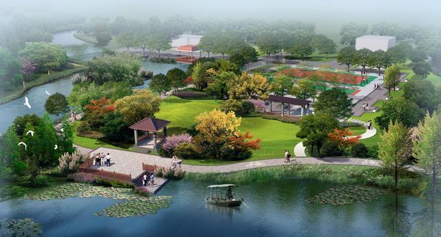 城市湿地公园中的景观艺术_以香港湿地公园为例