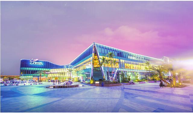 金沙滩[海口西]——海南温泉海滨度假城(vision) 碧桂园&