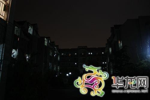 """组图:重庆大学学子跳劲舞为""""地球一小时""""加油"""