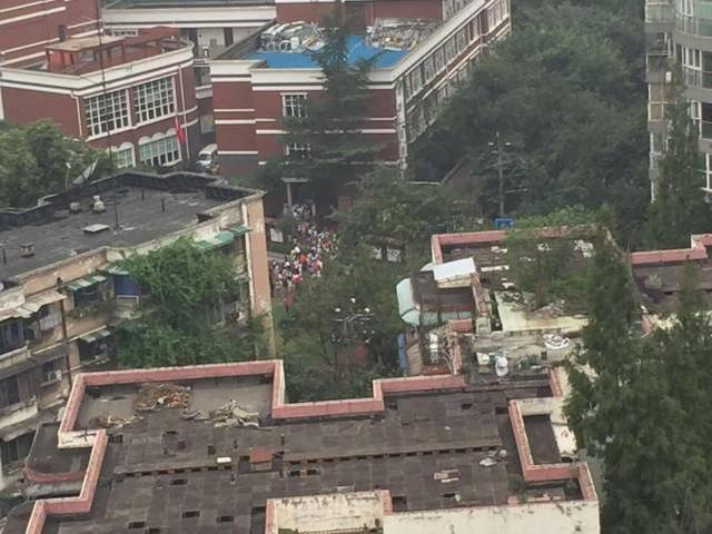 四川青川发生5.4级地震 成都等地有震感