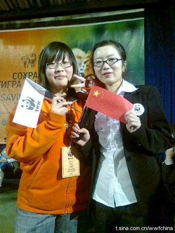 虎保护青年论坛中国代表建议各国加强交流(图)