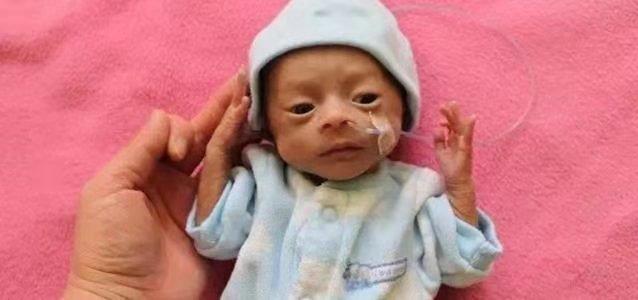 萤火体验:我在新生儿重症监护病房