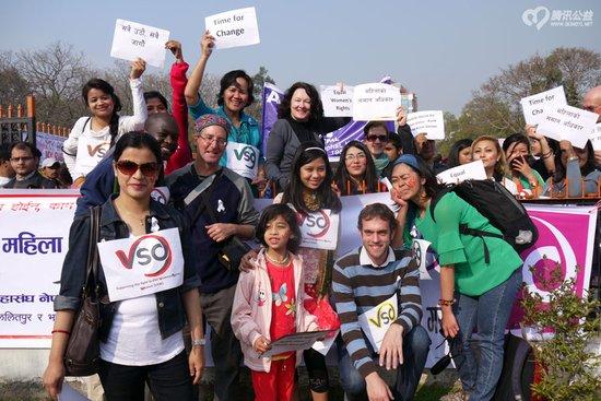 郝阳:在尼泊尔做志愿者