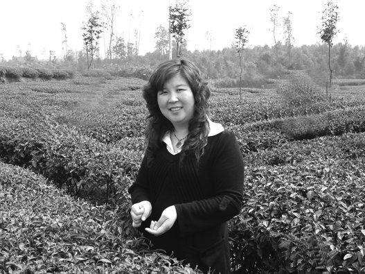 沈秀华:从农家女到农业公司掌门人