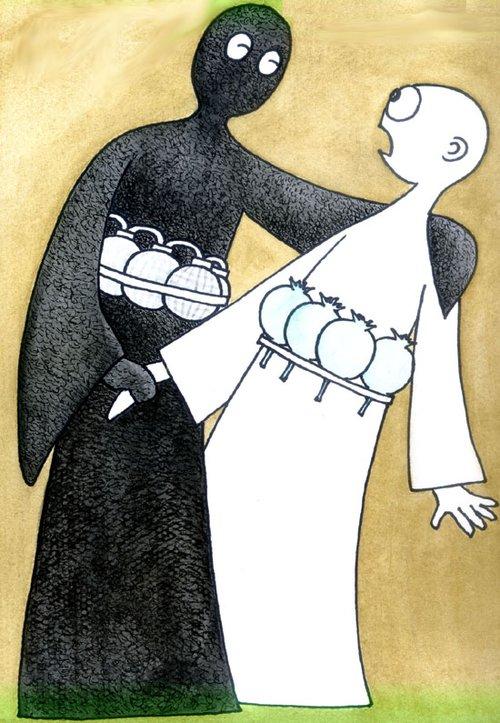 www.fz173.com_禁毒宣传头饰图案。