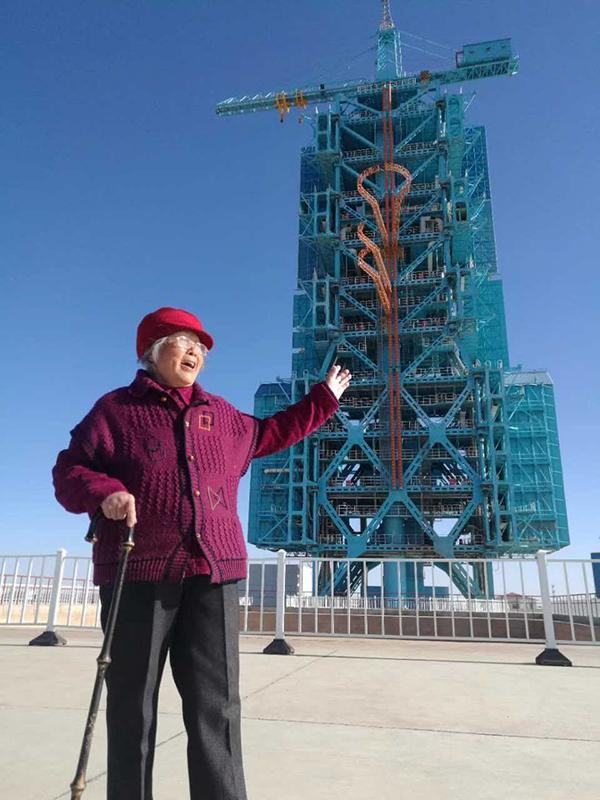 带89岁母亲出游:她很开心,还会带她去更多地方