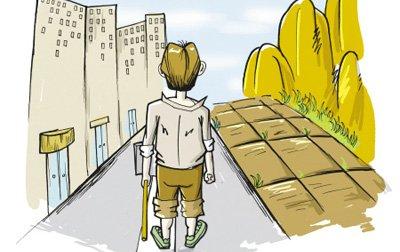 第一代农民工重回农村 身陷超龄养老困局