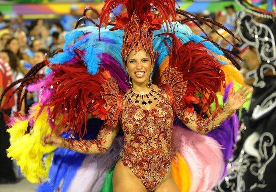 巴西人文风情