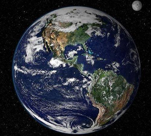 地球是目前唯一探明拥有生命的行星,是地球上所有