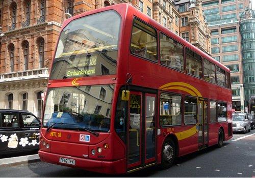 英国社区交通组织接管伦敦公交 便民巴士成主流