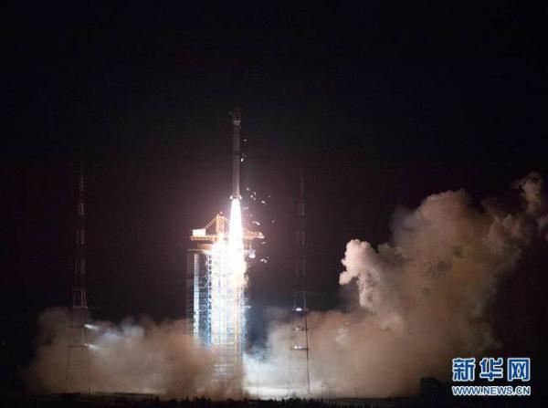 我国高分五号卫星发射成功,可探大气污染物