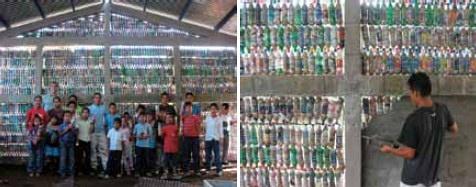 【公益创新计33】用废弃塑料瓶建的学校