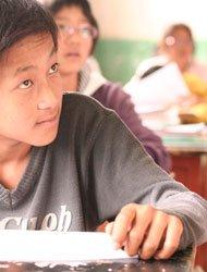 潘勋卓希望,在未来,这些参加支教的年轻人以及他们教出来的学生,将能够共同创造一个更加美丽的中国。