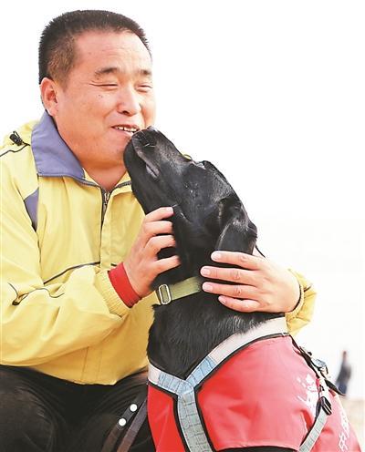 导盲犬之父的炼成:一切始于雅典奥运会