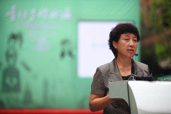 龙超云:学习借鉴腾讯新乡村行动项目的经验